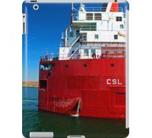 CSS Assinboine II iPad Case/Skin