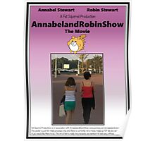AnnabelandRobinShow Movie Poster Poster