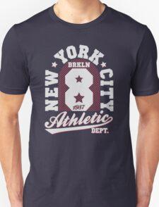 New York Athletics USA T-Shirt Unisex T-Shirt