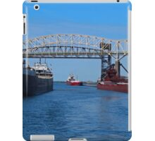 Ojibway, CSS Assinboine, Hon James Oberstar iPad Case/Skin