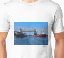 Ojibway, CSS Assinboine, Hon James Oberstar Unisex T-Shirt