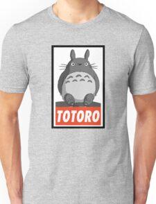 (MANGA) Totoro  Unisex T-Shirt