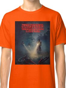 Stranger Things Merch Classic T-Shirt