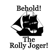 The Rolly Joger Photographic Print