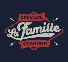 DEDICACE LA FAMILLE One Piece - Short Sleeve