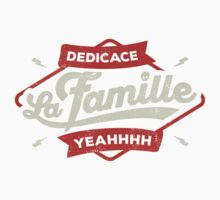 DEDICACE LA FAMILLE Kids Clothes