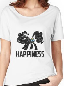 Pinkie Pie - Happiness Women's Relaxed Fit T-Shirt