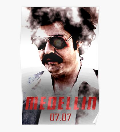 "Entourage: ""Medellin"" Poster"