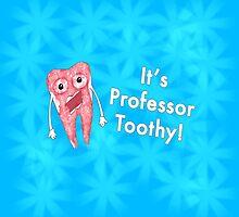 Professor toothy by Raze4