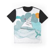 Sea travels Graphic T-Shirt