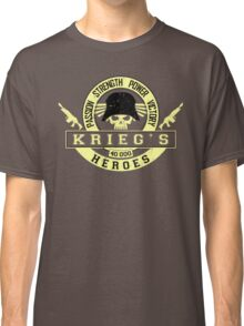 KRIEG'S HEROES - LIMITED EDITION Classic T-Shirt