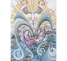 The Ace of Cups Photographic Print