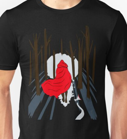 Twisted end Unisex T-Shirt