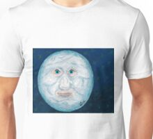 The Alabaster Simpleton (The Moon) Unisex T-Shirt
