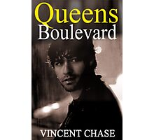 """Queens Boulevard"" Poster Design Photographic Print"