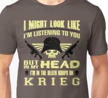 I AM KRIEG - LIMITED EDITION Unisex T-Shirt
