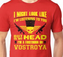 I AM VOSTROYA - LIMITED EDITION Unisex T-Shirt