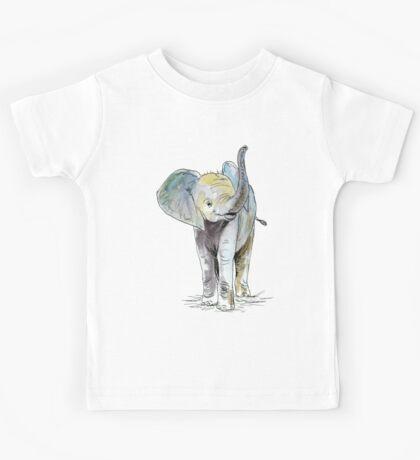 Baby Elephant Kids Tee