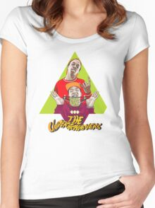 The Underachievers Women's Fitted Scoop T-Shirt