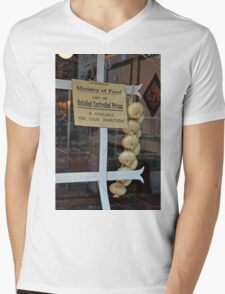 Ministry of Food - Retail Controlled Prices Mens V-Neck T-Shirt