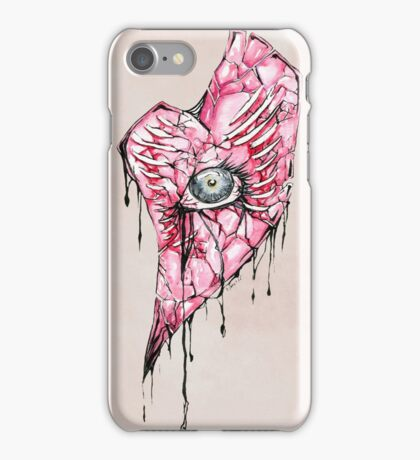 A Delicate Shade of Decay iPhone Case/Skin