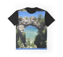 Arch Rock Graphic T-Shirt