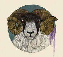 Flock II by laurenmacsween