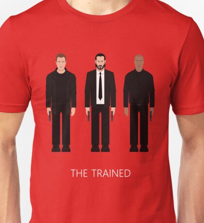 THE...TRAINED Unisex T-Shirt