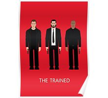 THE...TRAINED Poster