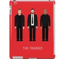 THE...TRAINED iPad Case/Skin