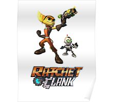 Ratchet & Clank The Movie 2016 Poster
