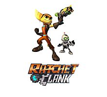 Ratchet & Clank The Movie 2016 Photographic Print