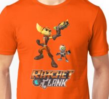 Ratchet & Clank The Movie 2016 Unisex T-Shirt