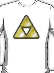 pixel triforce T-Shirt