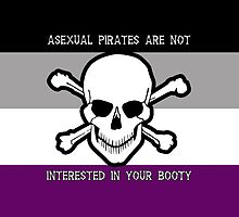 Asexual Pirates by LiveLoudGraphic