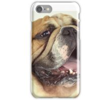 Bruno The Bulldog iPhone Case/Skin