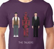 THE...TALKERS Unisex T-Shirt
