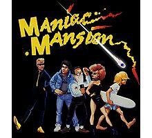 Maniac Mansion Photographic Print