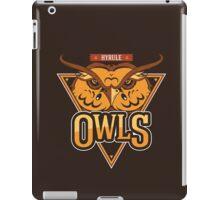Hyrule Owls iPad Case/Skin