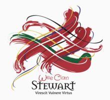 Wee Clan Stewart One Piece - Short Sleeve