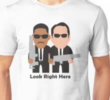 Men in Black - Look Right Here Unisex T-Shirt