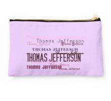 Thomas Jefferson Studio Pouch
