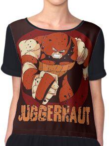 Juggernaut •X-Men Villain  Chiffon Top