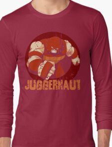 Juggernaut • X-Men Villain  Long Sleeve T-Shirt