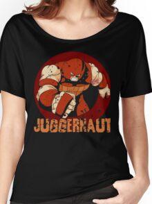 Juggernaut •X-Men Villain  Women's Relaxed Fit T-Shirt