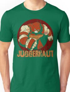 Juggernaut • X-Men Villain  Unisex T-Shirt