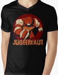 Juggernaut •X-Men Villain  Mens V-Neck T-Shirt