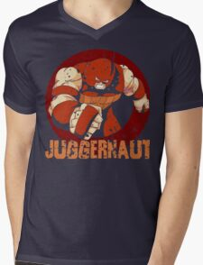 Juggernaut • X-Men Villain  Mens V-Neck T-Shirt