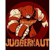 Juggernaut •X-Men Villain  Photographic Print