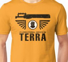 Pledge Eternal Service on Terra - Limited Edition Unisex T-Shirt